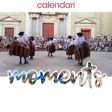 Ja tens el teu Calendari Moments?